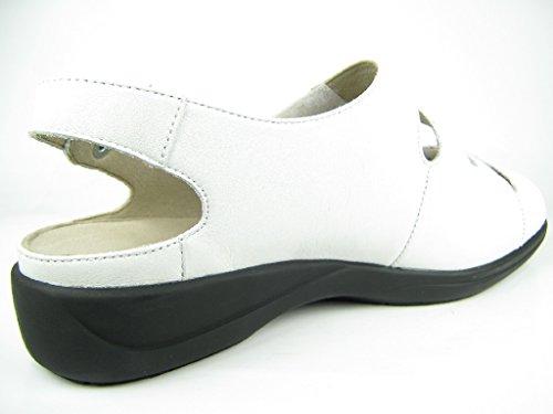 Solidus 7309710218 - Sandalias de vestir para mujer Blanco - blanco