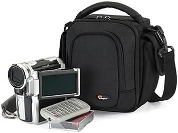 Lowepro Clips 140 Photo Shoulder Bag for Digital Camcorder Black