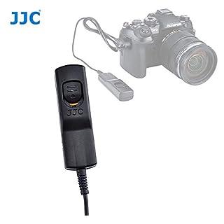 JJC MA-J2 90cm Remote Shutter Cord for Olympus E-M1 Mark II/E-M1X, Olympus E-M1 II Remote Shutter Control, E-M1X Remote Shutter, Replacement of Olympus RM-CB2 Remote Cord