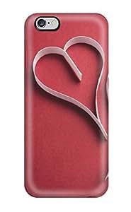 WiLibRJ1920ARhgV Case Cover Love Red Iphone 6 Plus Protective Case