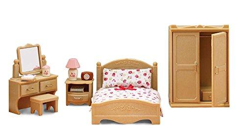 Calico Critters Parents Bedroom Set