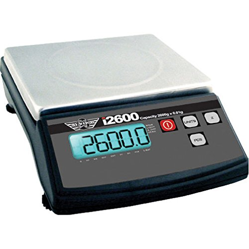 My Weigh SCM2600BLACK iBalance 2600 Table Top Precision Scale by My Weigh