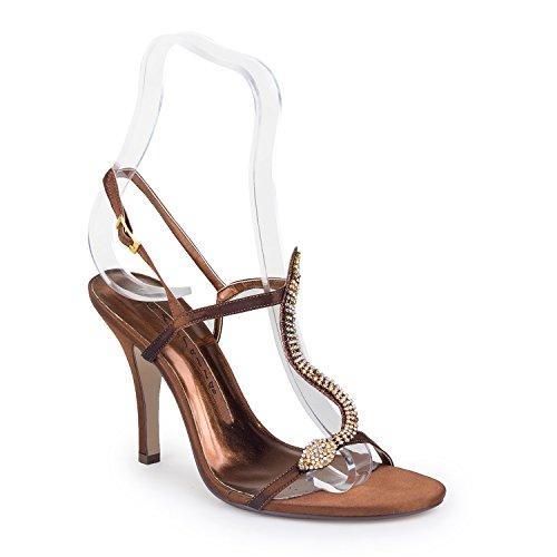 FARFALLA - Sandalias de vestir para mujer Marrón - marrón