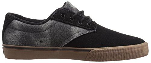 Etnies Jameson Vulc, Men's Skateboarding Shoes Black (Black/Gum - 964)