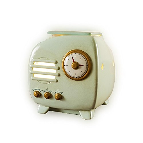 Scentsationals Retro Collection-Radio - Scented Wax Cube Warmer