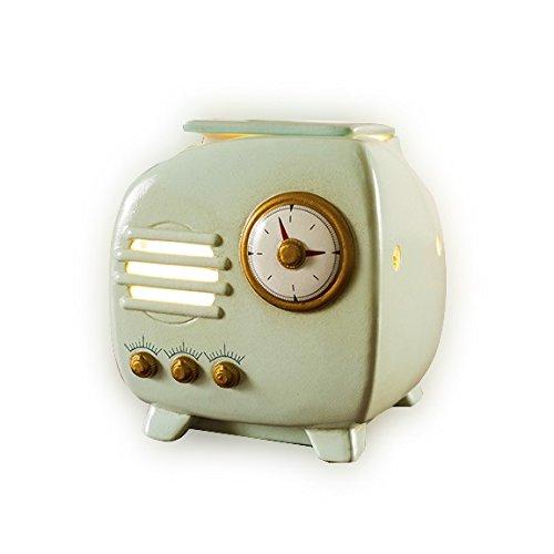 Retro Ceramic - Scentsationals Retro Collection-Radio - Scented Wax Cube Warmer
