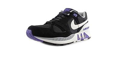 ... Nike Air Stab Black-White-Violet 312451-005 Men s Running Sneakers 14  ... f58482dd87