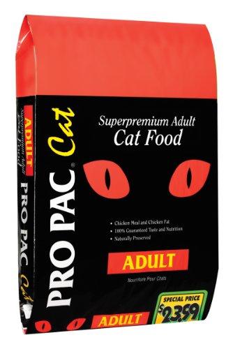 Wells PRO PAC Cat Adult Formula – 19.8 lb. Bag, My Pet Supplies
