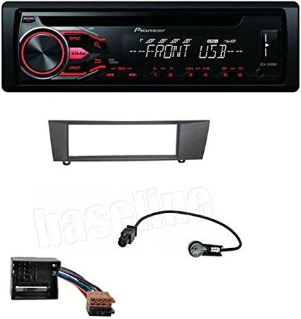 Pioneer Cd Mp3 Usb Aux Autoradio Für Bmw 1er E87 3er Elektronik