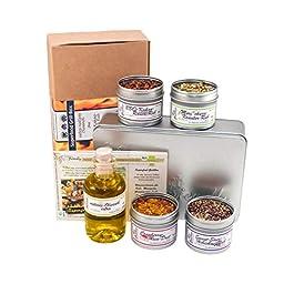 Bio Grill Gewürz Superfood Set Geschenke für Männer
