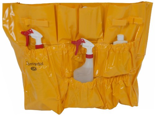 Continental 3175, Vinyl Yellow Caddy Bag, 22