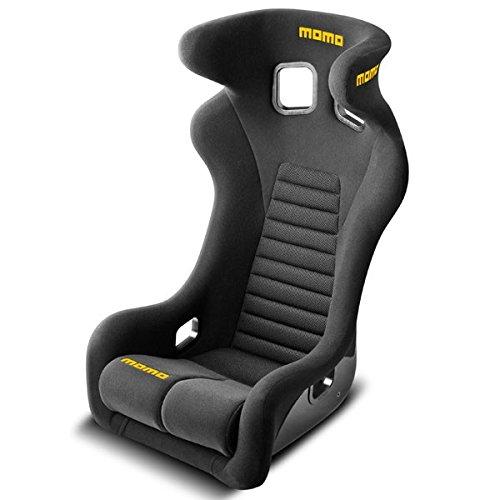 MOMO 1074BLK Racing Seat (Racing Momo Seats)