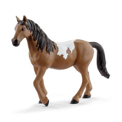 (Exclusive Schleich Pinto Mare - Model Horse Toy)