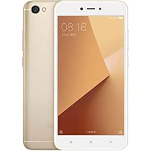 REDMI NOTE 5A, 5.5 INCHES GSM UNLOCKED SMARTPHONE, LTE , DUAL SIM, 2GB RAM/16GB ROM, NO WARRANTY, GLOBAL VERSION (GOLD)