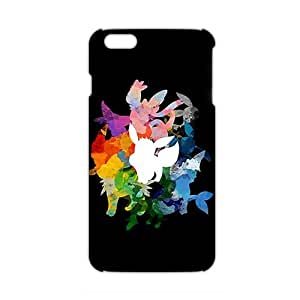 Freedom eevee t shirt 3D Phone Case for Iphone 6 Plus