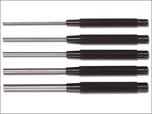 Starrett S248PC Long Pin Punch Set 5pc STRS248PC