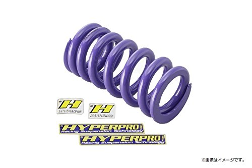 ハイパープロ(HYPER PRO) リアスプリング [ FZR600(3HE) 89-93 ] [ 品番 ] 22031321   B001D47KVY
