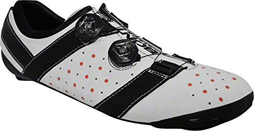 BONT Riot Cycling Road Shoe: White; Euro 50