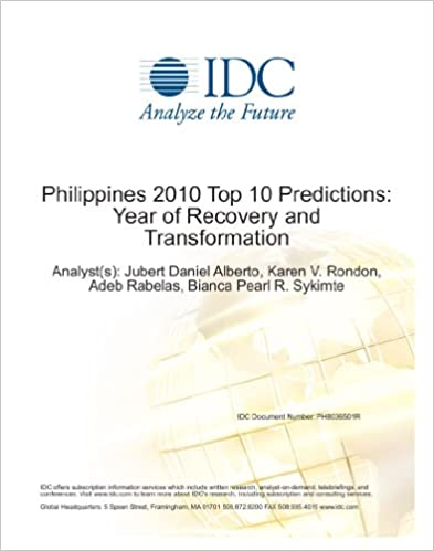 Philippines 2010 Top 10 Predictions: Year of Recovery and