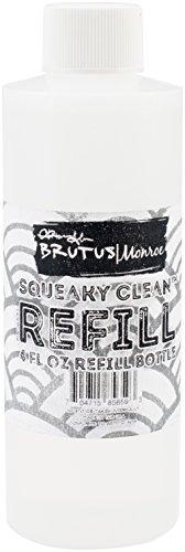 Brutus Monroe BRU6593 Squeaky Clean Refill 4oz by Brutus Monroe