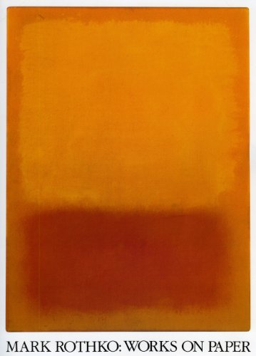 Mark Rothko  Works On Paper