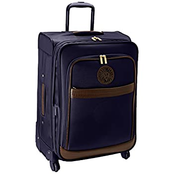 Image of Luggage Anne Klein Newport 24' Expandable Spinner, Navy