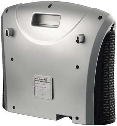 Review Dual HEPA Carbon Filter