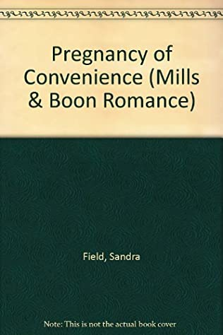 book cover of Pregnancy of Convenience
