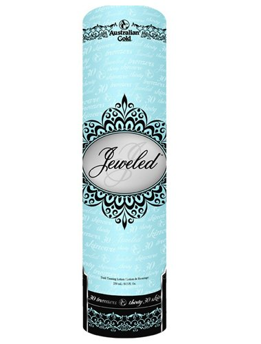 NEW JEWELED™ Australian Gold Tanning Lotion