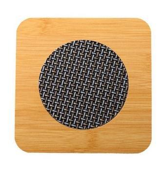 ooct Alfombras de bambú colchones Pan mats Pad Cojines alfombrillas alfombrillas Mats (Juego de 5 unidades) manteles individuales 1: Amazon.es: Hogar