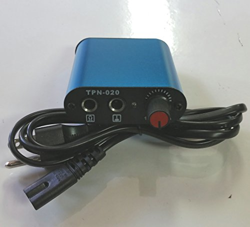 Brand New Powerful Tattoo Power Supply box 18 Volts