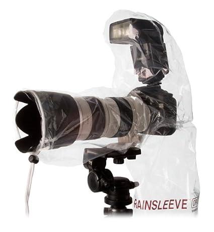 Amazon.com : OP/TECH USA 9001142 Rainsleeve - Flash, 2-Pack (Clear) : Camera Cases : Camera & Photo