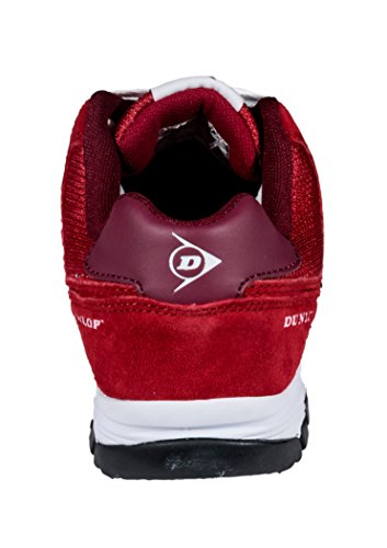 Dunlop Flying Arrow – Scarpe, 41, colore: rosso