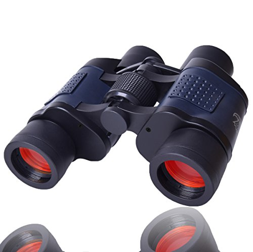 Feihe 7x35 Folding HD Quality Binoculars for Adults Bird Watching Hunting Camping Surveillance Sporting Events Traveling