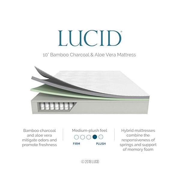 LUCID L300 Adjustable Bed Base