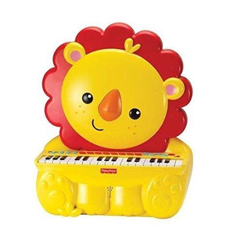 Fisher-Price Lion Piano [並行輸入品]   B077P5XTBJ