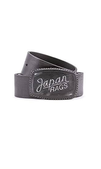 8cee8b864176 Japan Rags - Ceinture Japan Rags Ch1407 Noir (90)  Amazon.fr ...