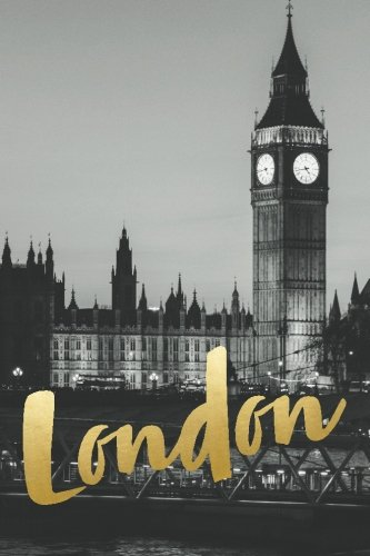 London: Journal, Notebook, Diary, 6