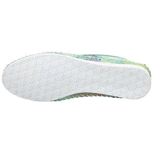 Andrea Conti 0021608330mint/Komb - Mocasines de Piel para mujer Verde
