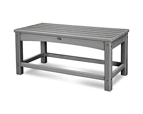 (Trex Outdoor Furniture Rockport Club Coffee Table in Stepping Stone)