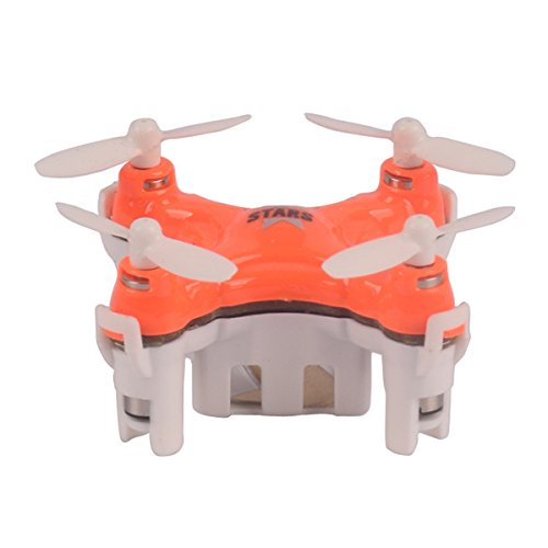 world smallest quadcopter - 9