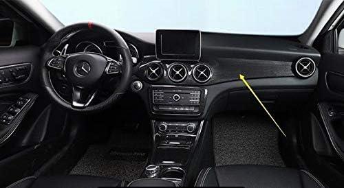 FidgetGear 1 Garniture de Tableau de Bord en ABS Carbone pour Mercedes-Benz CLA GLA 2013-17