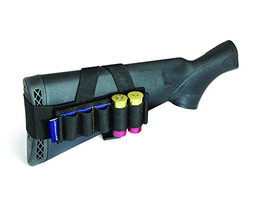 Mossberg stock mounted shell carrier