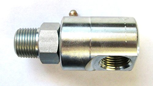 SS 9SS12MP75XFP12-Z- - Super Swivel - 3/4'' Male Pipe X 3/4'' Female Pipe - 90 Degree by Clearwater Hydraulics LLC (Image #1)