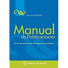 Manual de publicaciones de la APA (3ra edición)