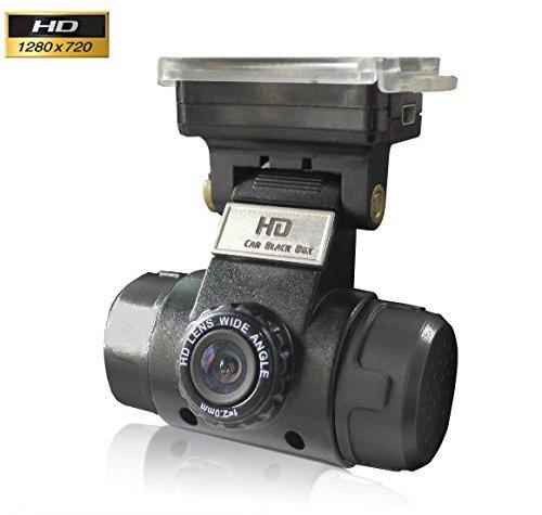 Ampire Hd1600G Kamerarekorder, Dash Cam / Hd Dashcam, 1280 X 720 Pixels With 4 Gb Memory Card by Ampire