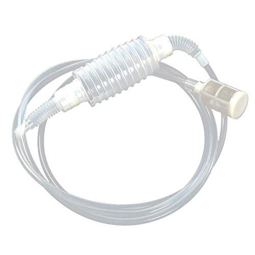 (SUJING Home Brew Siphon wine Filter Vacuum Water Change Gravel Cleaner Siphon Pump)