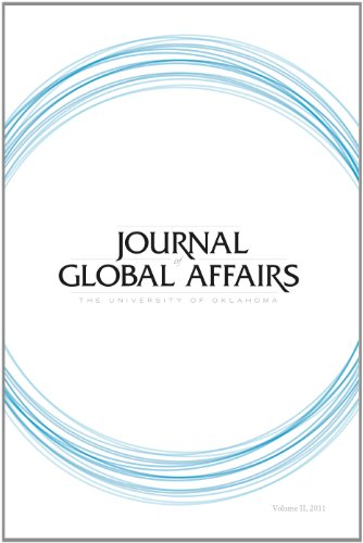 Journal of Global Affairs - Miranda Myer