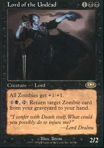 Magic: the Gathering - Lord of the Undead - Planeshift