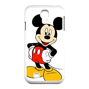 Disney Mickey Mouse Minnie Mouse Samsung Galaxy S4 90 Cell Phone Case White persent xxy002_6873253